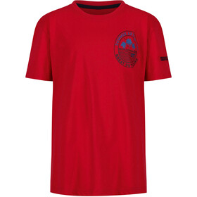 Regatta Bosley III Camiseta Niños, true red